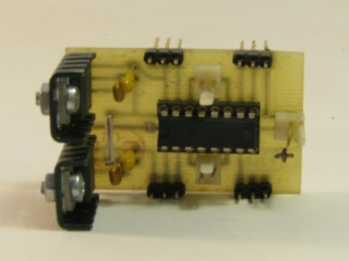 Dc Motor Driver And Power Supply Board Pavel B Nsk
