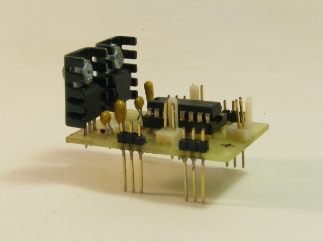 L293D DC Motor Driver and Power Supply 640x480