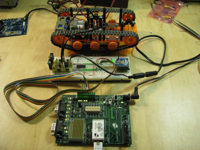 Micro Framework Vehicle - evil lab 640x480