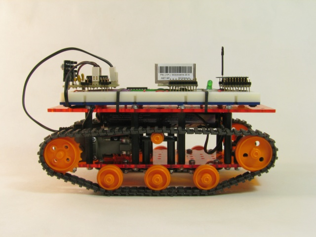 Micro Framework Vehicle - right profile 640x480